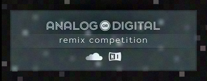 Analog or Digital Remix Competition